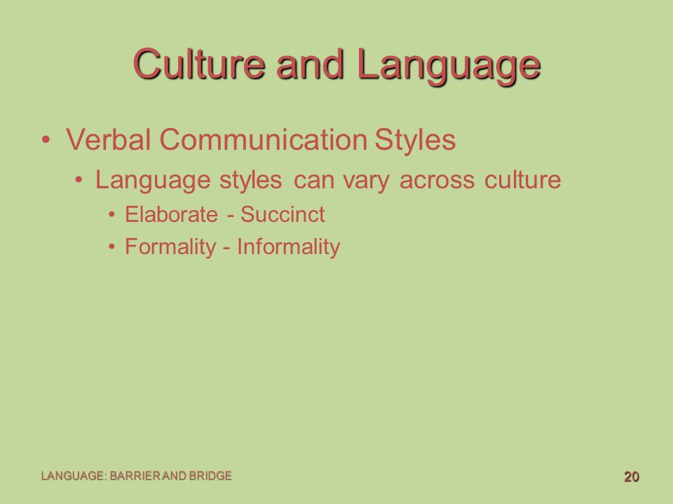 language nonverbal codes and cultural space Nonverbal codes include facial expressions,  2-nonverbal rules choose a cultural space that you are interested in studying  11-body language.