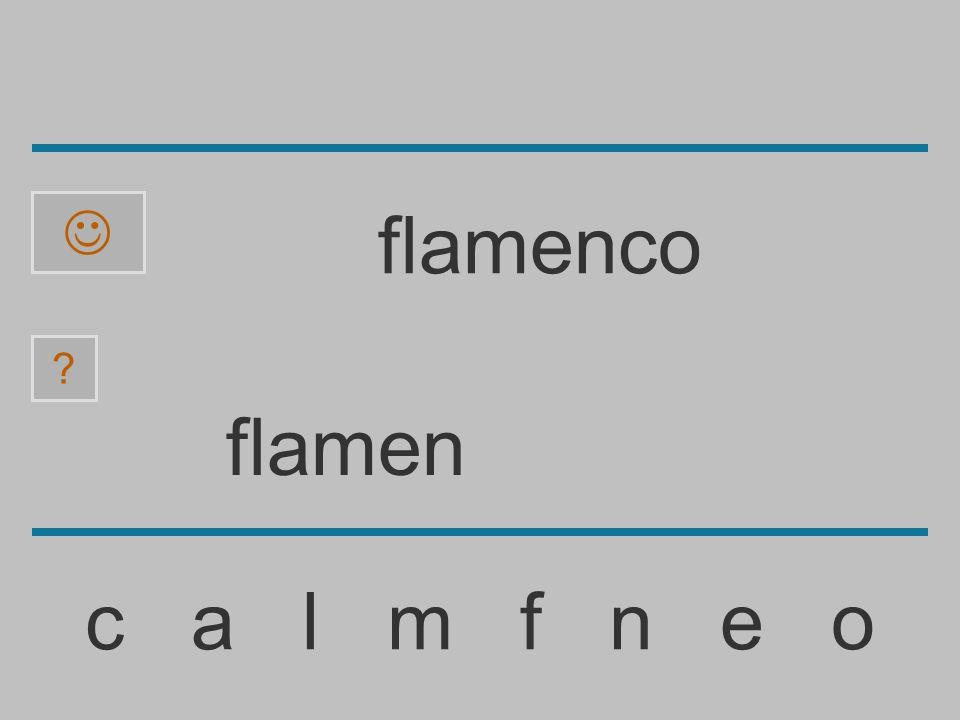  flamenco flamen c a l m f n e o