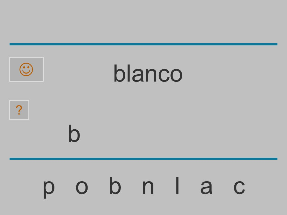  blanco b p o b n l a c