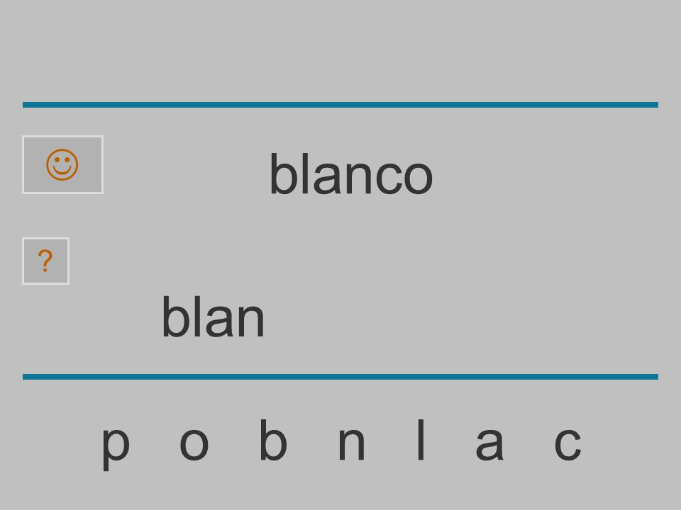  blanco blan p o b n l a c