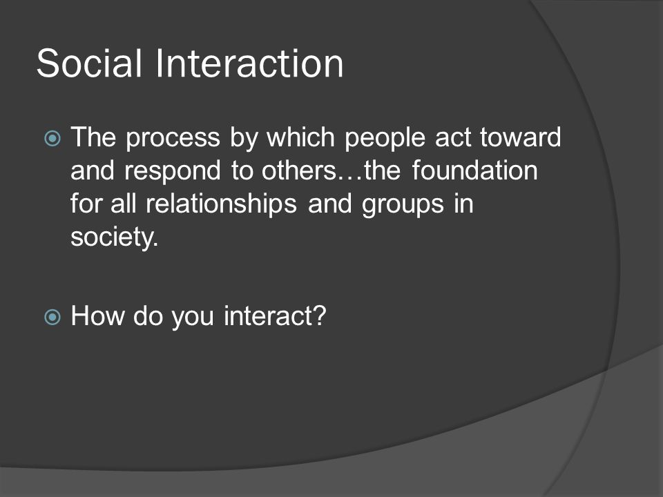social interaction the internet and the Social impact the internet has created new forums of social interaction and social relations including social networking websites such as facebook and myspace and sites such as meetupcom and couchsurfing which facilitate offline interaction.
