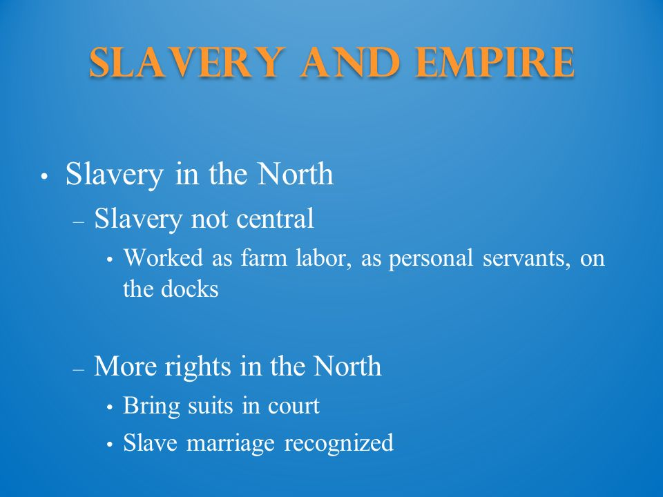 the defense of slavery through religion in the south of america Digital history id 3807 slavery fact sheets  well over 90 percent of slaves from africa were imported into the caribbean and south america myth:slavery played a marginal role in the history of the americas  slaves adapted religious rites and perpetuated a rich tradition of folklore.