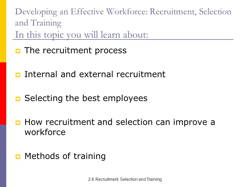 employment selection and training View essay - employee selection and training paper from psy 435 at university of phoenix employee selection and training paper 1 employee selection and training paper psy 435.