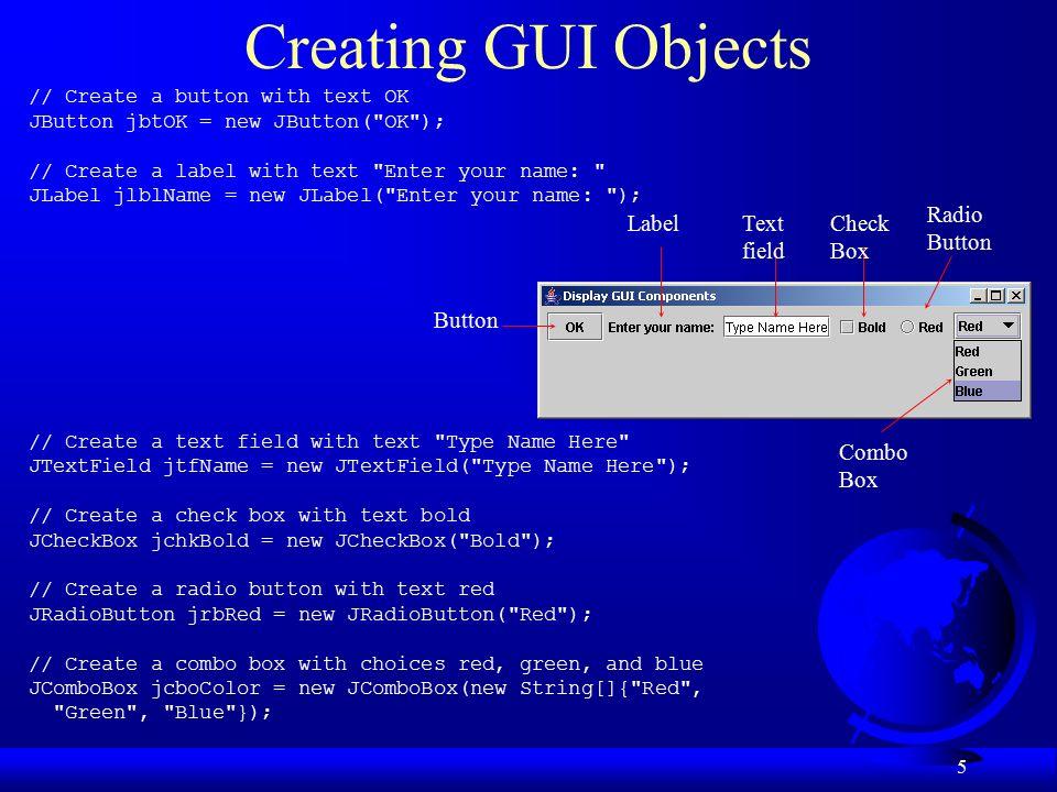 Gui Basics Ppt Video Online Download