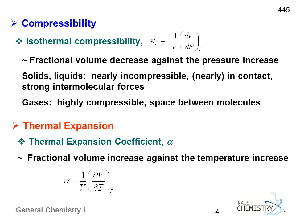 compressibility of solid liquid and gas. 4 compressibility of solid liquid and gas