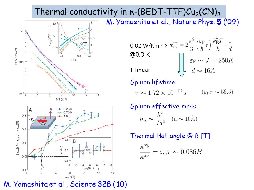 Thermal conductivity in κ-(BEDT-TTF)Cu2(CN)3