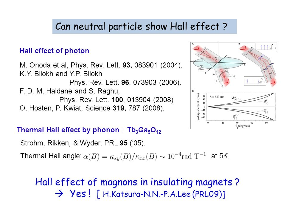 Can neutral particle show Hall effect