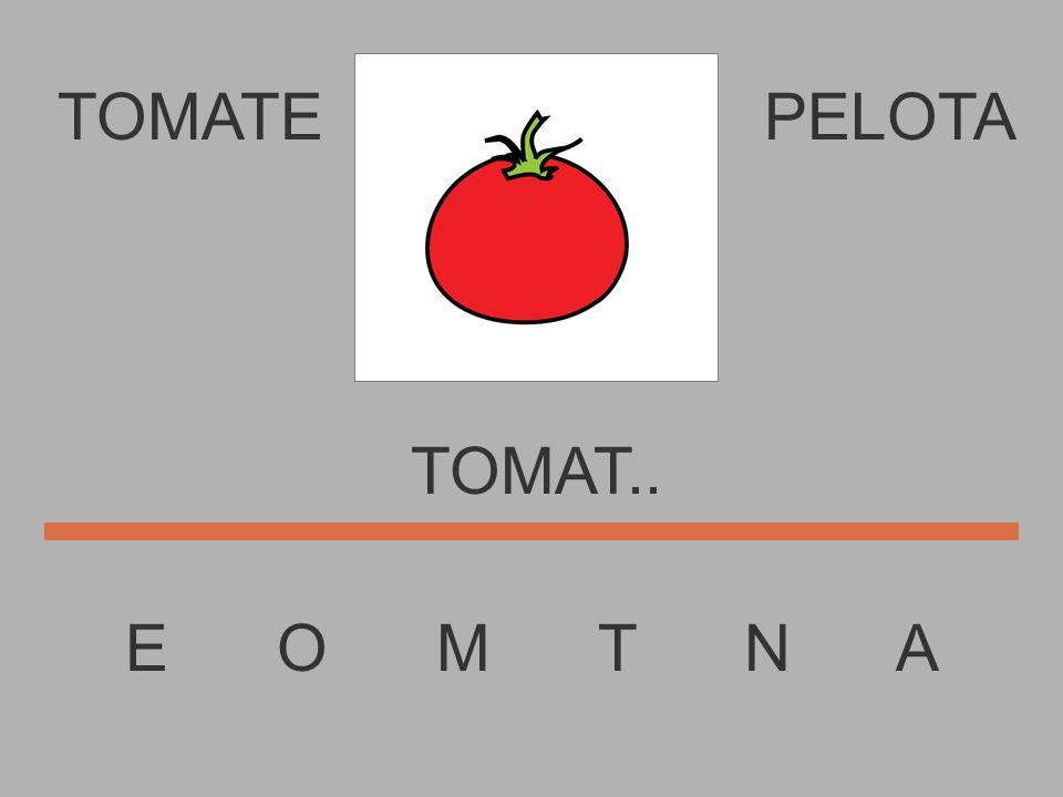 TOMATE PELOTA TOMAT.. E O M T N A