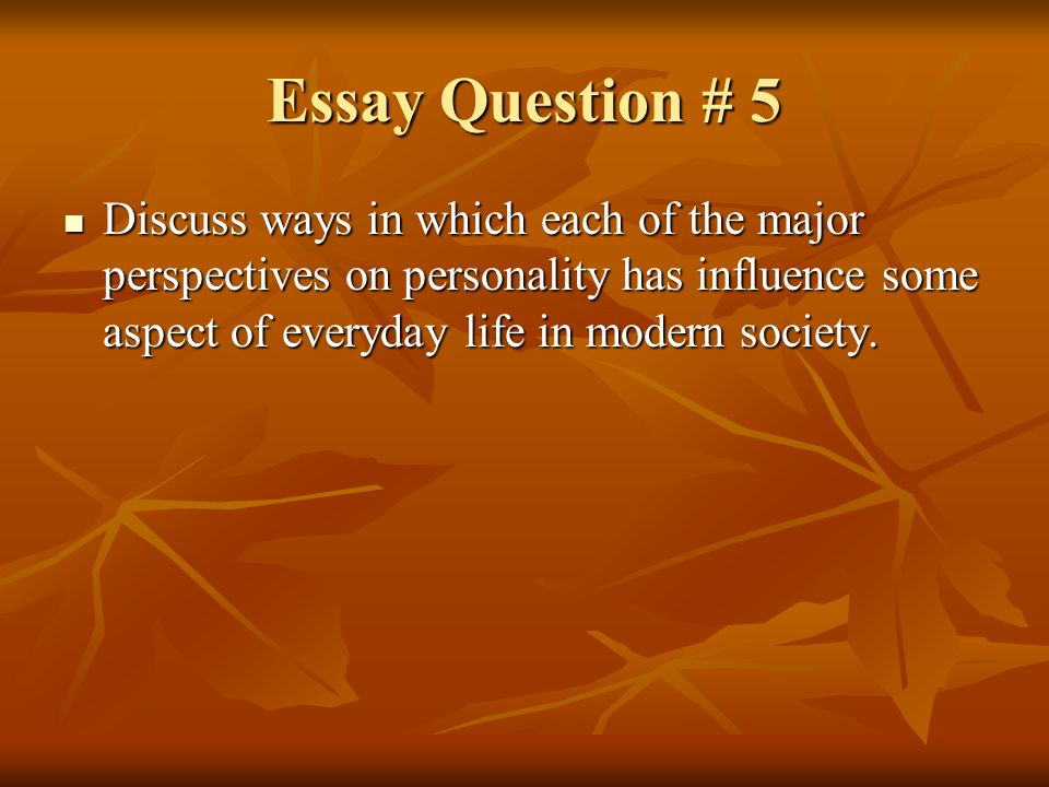 media influence on modern culture essay Writing sample of essay on a given topic media and culture  impact of culture  in modern society technically, culture is consistently in the.