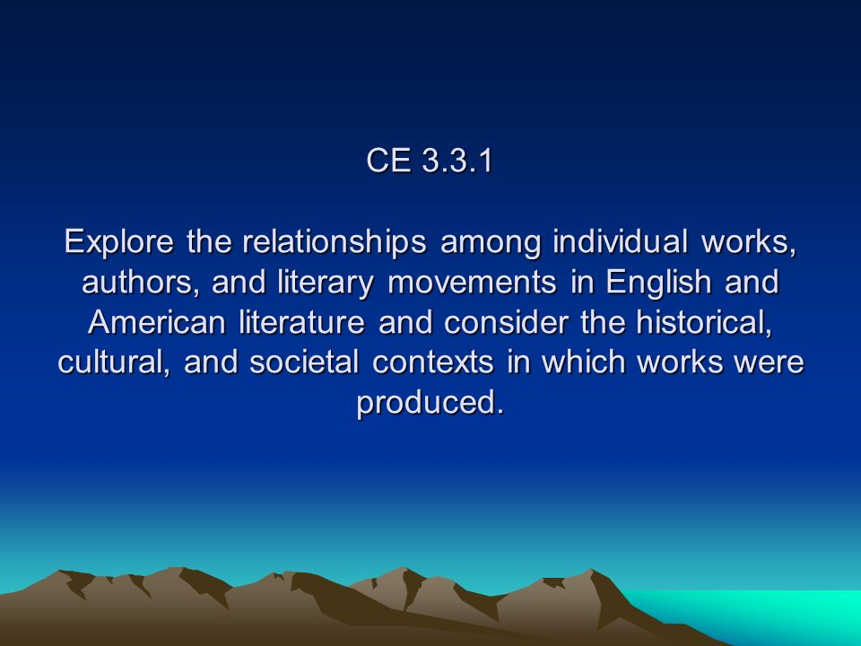 eng 301 ethnic american literature Course designation: ethnic st - counts toward ethnic studies requirement  breadth  engl/gen&ws 248 — women in ethnic american  literature 3 credits  or, english 301, 302, 303, 304, 305, 306 taken  prior to fall 2014.