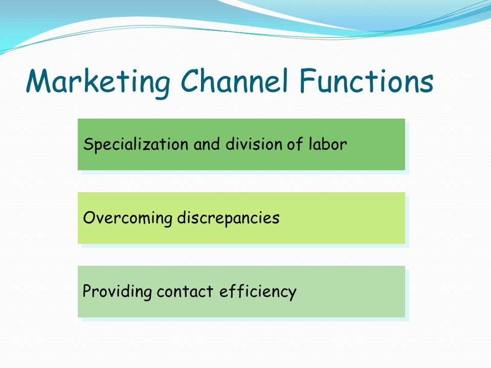 key functions of marketing channel members American marketing association - the pre-eminent force in marketing for best and next practices, thought leadership and valued relationships, across the entire.