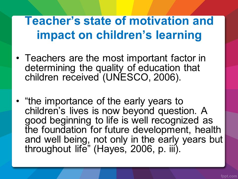 the impact of motivation and affect The histories of psychology and education are abundant with research on motivation and its effect on behavior the study of motivation in education has undergone many .