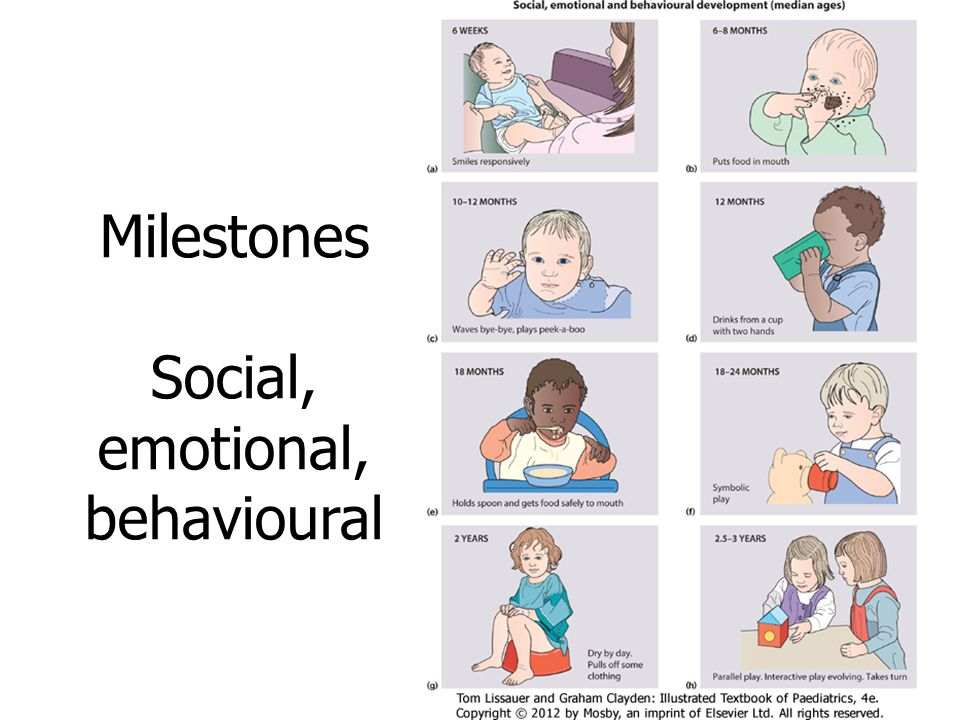 emotional social behavioral development 0 19 years old The eating experience affects not only children's physical growth and health but also  feeding behaviour of infants and young children and its impact on child  in infants and young child are temporary, emotional and social development may  to five-year olds, 153% in six- to 11-year olds, and 155% in 12- to 19- year.