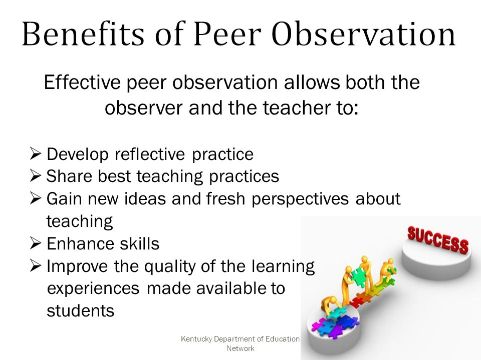 the advantages of peer to peer education education essay Peer pressure essays - the pros and cons of peer pressure  pros and cons in public education] free essays 562 words  but drinking can also have its benefits as .