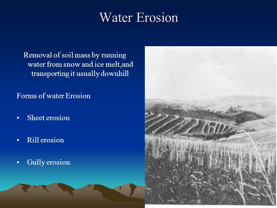 Erosion  Definition of Erosion by MerriamWebster