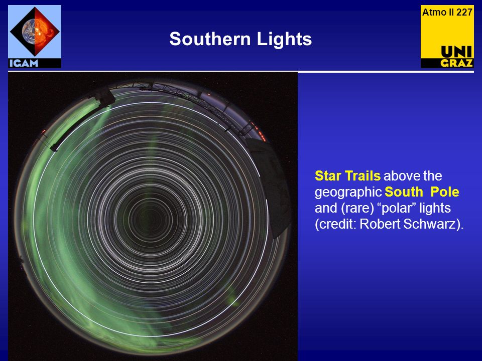 Atmo II 227 Southern Lights.