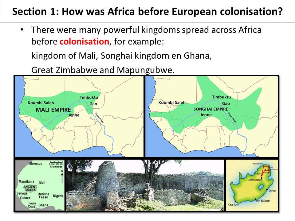 Trading system mapungubwe