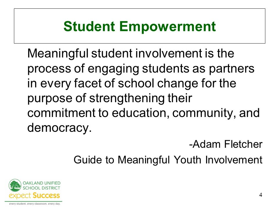 accountability of adult student Students as learners and teachers — 1 students as learners and teachers: taking responsibility, transforming education, and redefining accountability.