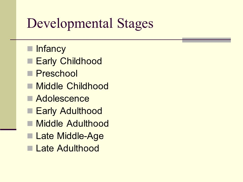 social changes in late adulthood