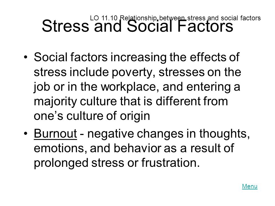 negative effects of stress in the workplace pdf