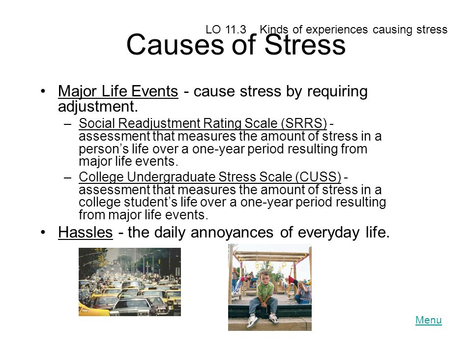 cause of stress in college students All that stress can be grueling, and it can lead to emotional and mental health problems a 2012 study by the american college counseling association found that 374 percent of college students.