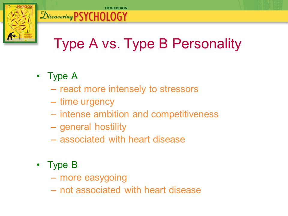 type a and type b dating A b c d personality types the classification of personality types into the four major categories a,b,c and d is one of the very accurate personality type assessments.
