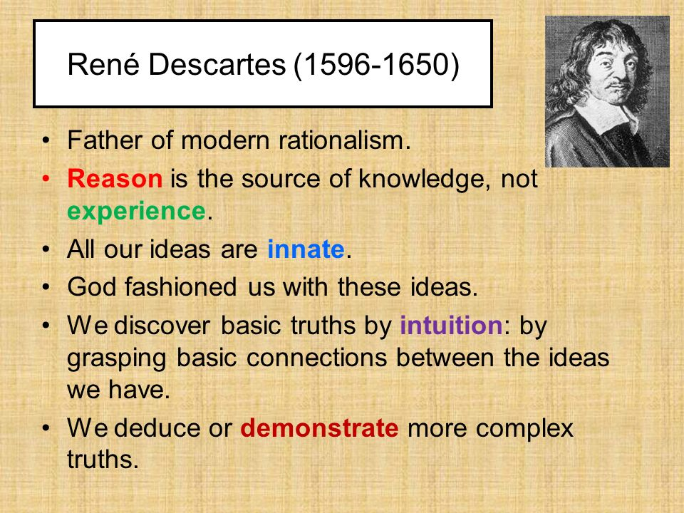 why was god so important to descartes essay