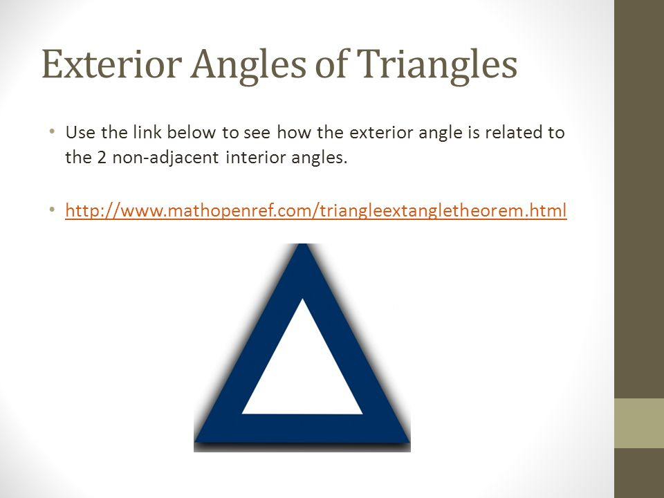 Triangles Their Angles Ppt Video Online Download