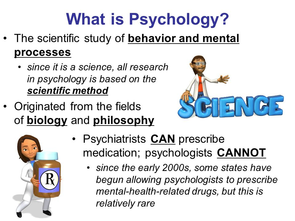 a psychologist studying the behavior of Psychology in its broadest terms is the study of the human mind and human behavior, offering the chance to explore unanswered questions about the brain, such as how it functions under stress, how it learns language, how it remembers facts or how mental illness can affect the way it works.
