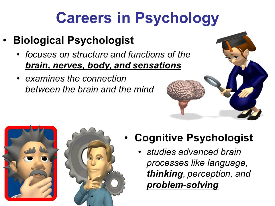 relationship between biological and cognitive psychology
