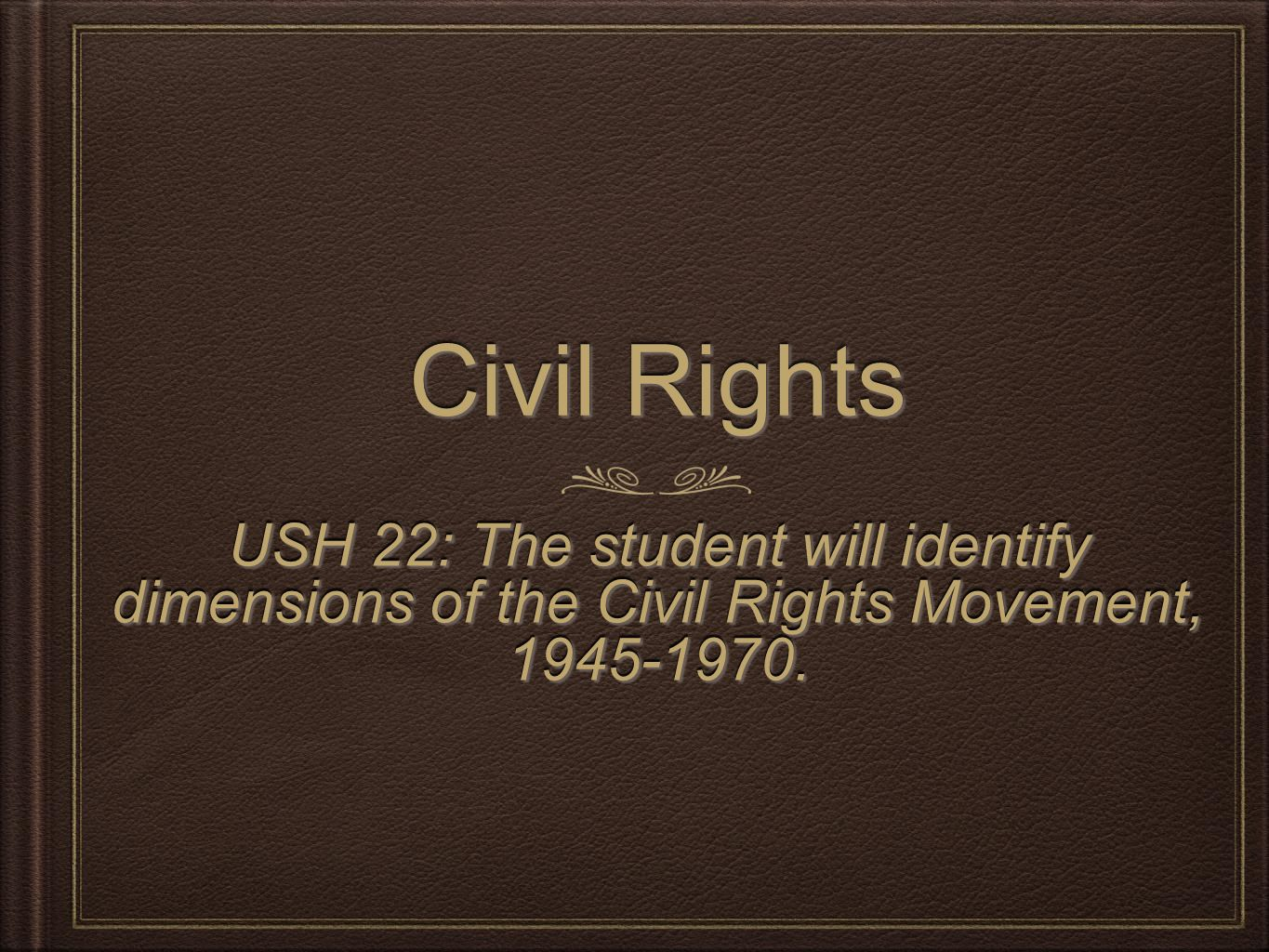 the civil rights movement america 1945 Find helpful customer reviews and review ratings for debating the civil rights movement, 1945-1968 (debating twentieth-century america) at amazoncom read honest and unbiased product reviews from our users.