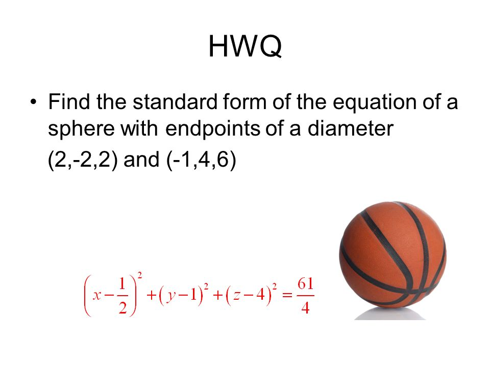 HWQ Find the xy trace:. - ppt download