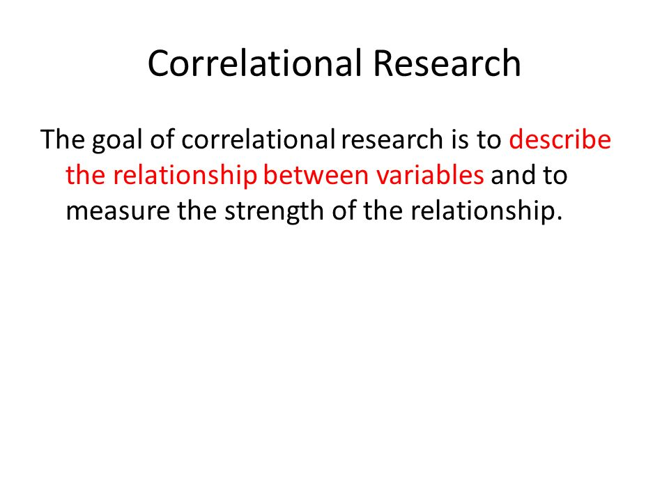 correlation research papers Essays & papers descriptive and correlational research - paper example descriptive and correlational research  descriptive and correlational research.