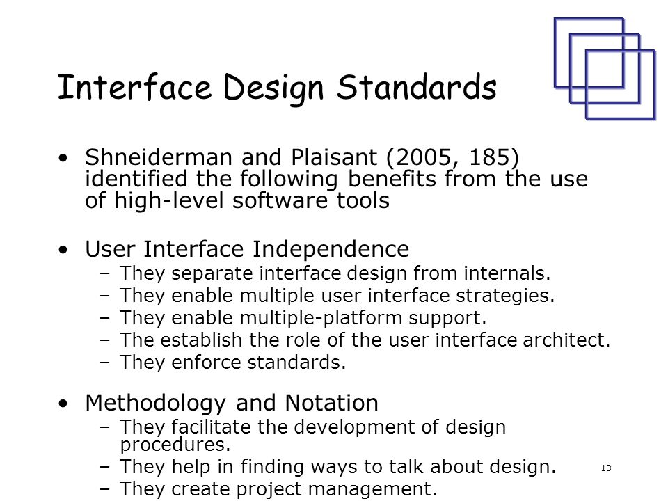 Types of User Interface
