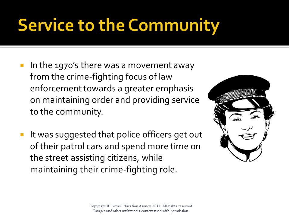 essay on role of police in maintaining law and order Intro to law enforcement 1 part 1 model assume that the primary role of the police is to a maintain order states have a law known as a police officer's.