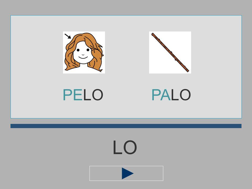 PELO PALO LO