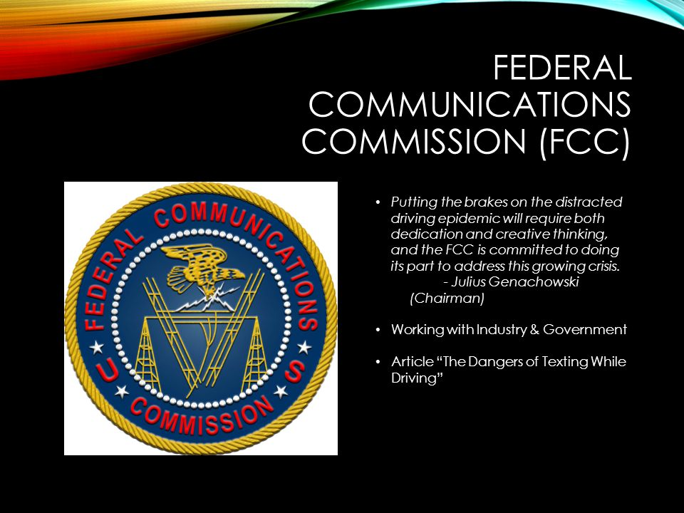 the federal communications commission fcc Use this page to browse bills in the us congress related to the subject federal  communications commission (fcc), as determined by the library of congress.