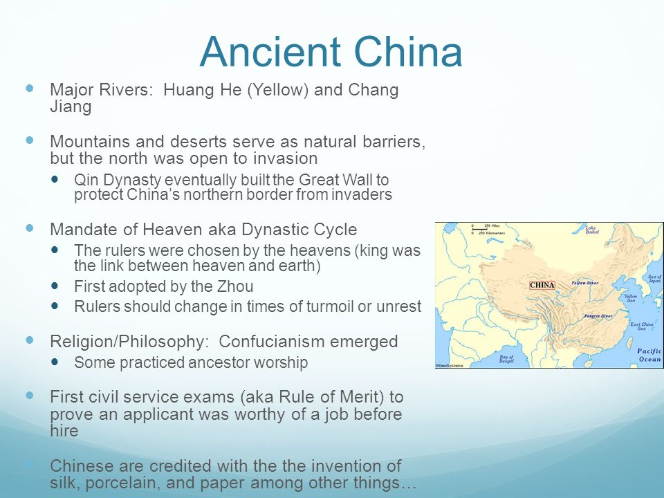 Ancient China Civil Service : World history final exam review ppt download