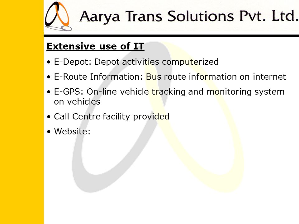 trans solutions tracking