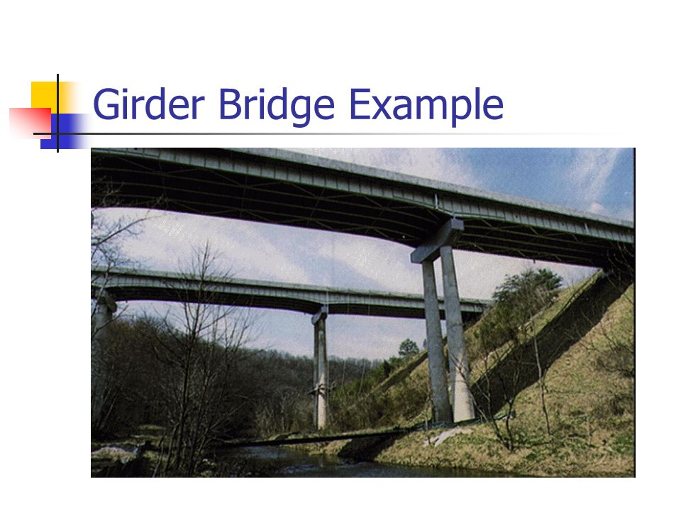 Girder Bridge Example