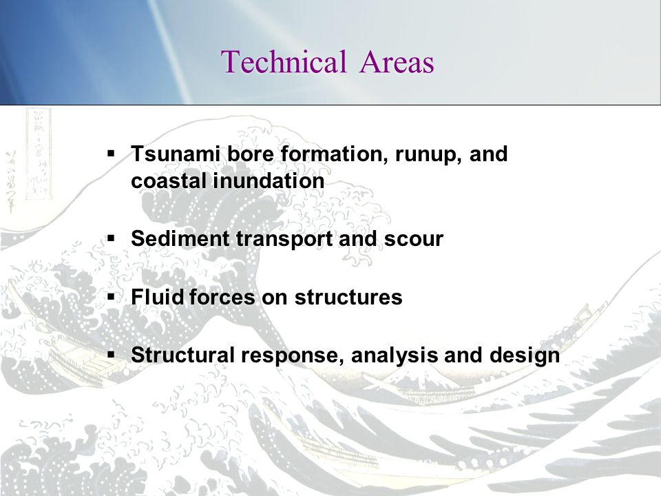 an analysis of the formation of a tsunami An analysis of the formation of a tsunami pages 2 words 479 view full essay more essays like this: earthquakes, tsunami, effects of earthquake.