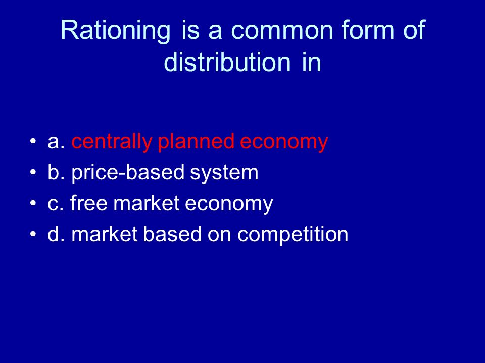 Supply/Demand test review - ppt video online download