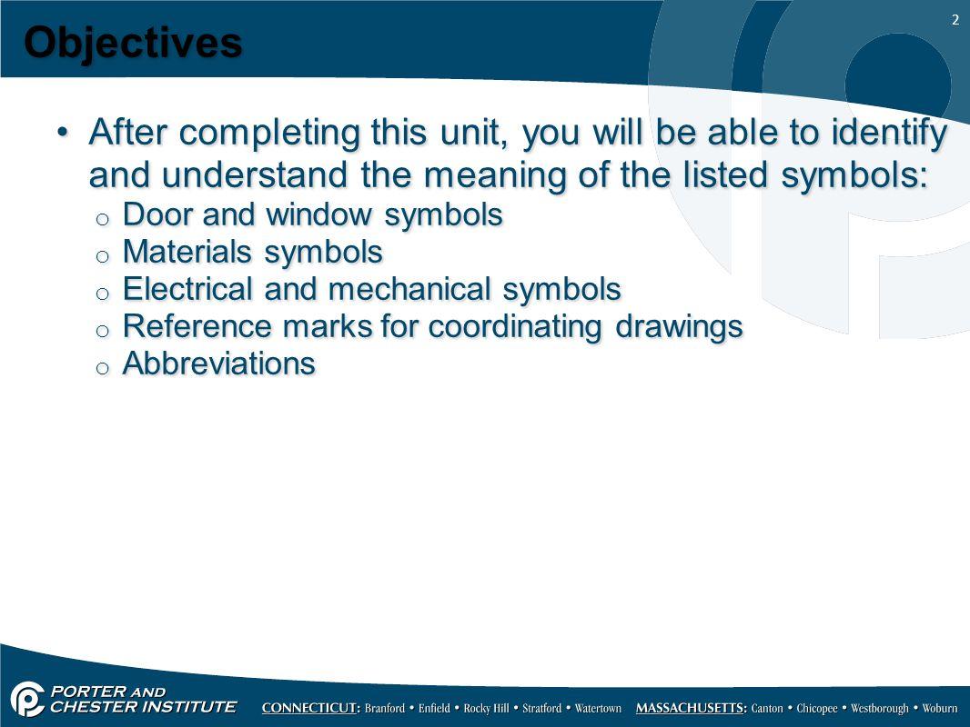 Hvacr116 trade skills symbols ppt video online download 2 objectives buycottarizona Images
