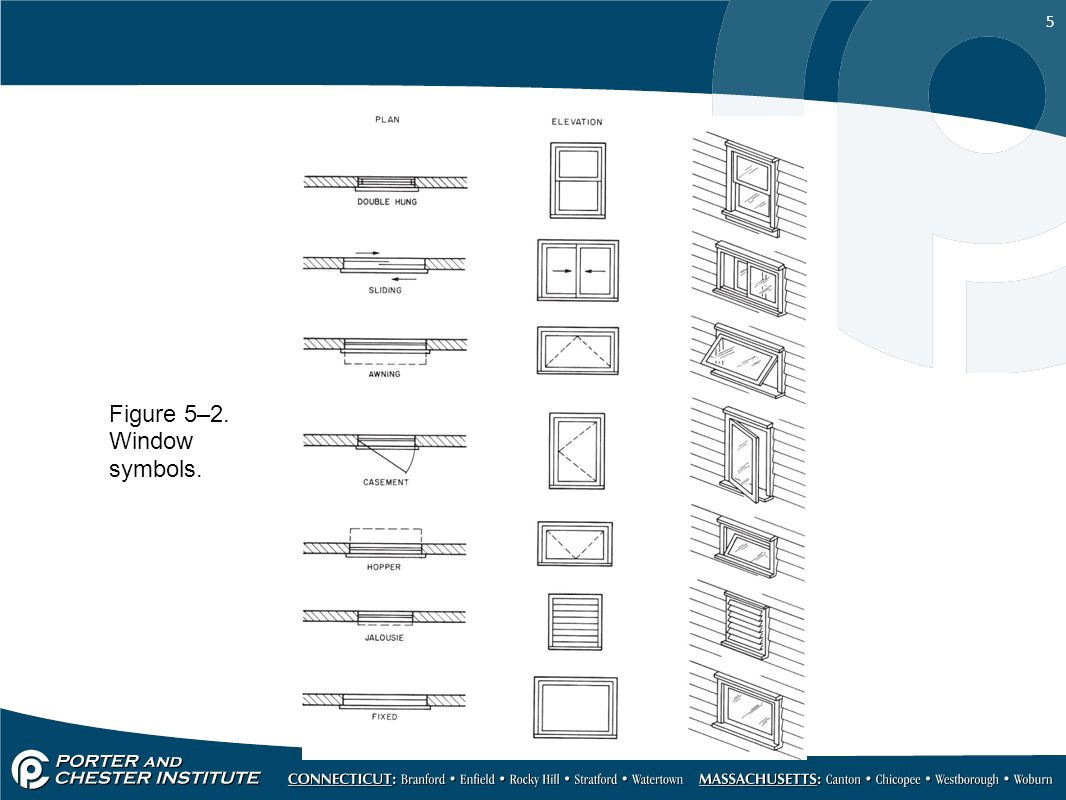 Window Drawing Symbols Amp 28 Double Hung Windows