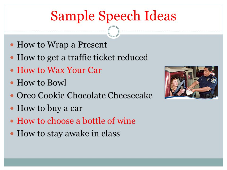 demonstrative speech One of demonstrative speech examples on how to be a team player what is a demonstrative speech simply put, it is a speech usually accompanied by some kind of visual aids, aimed at teaching the audience something.