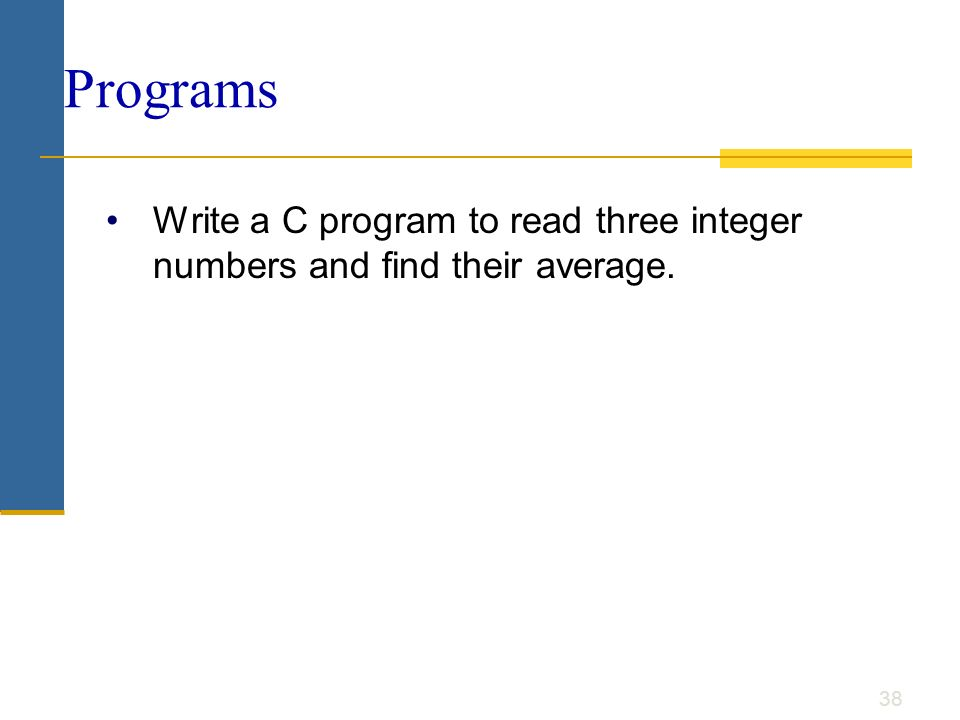 how to find average of three numbers