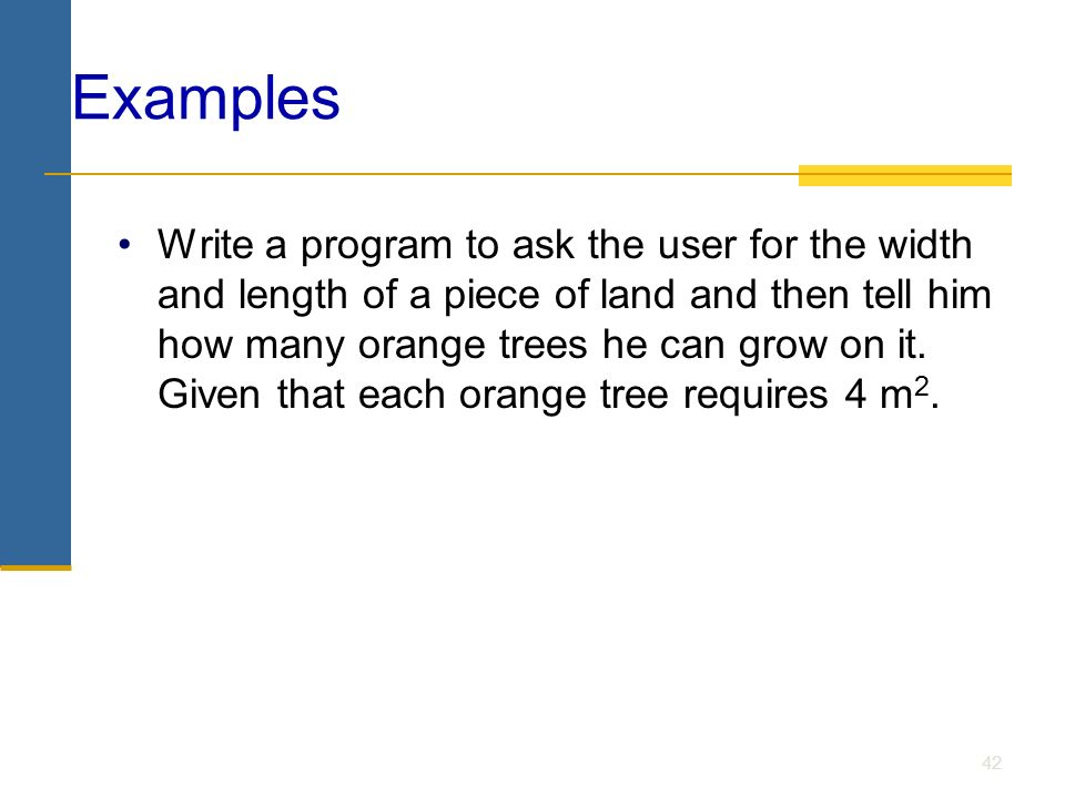 Write a c program to find the area of a triangle given three sides