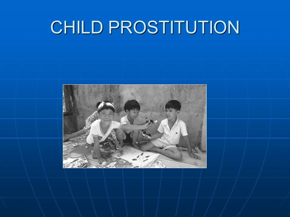 CHILD PROSTITUTION