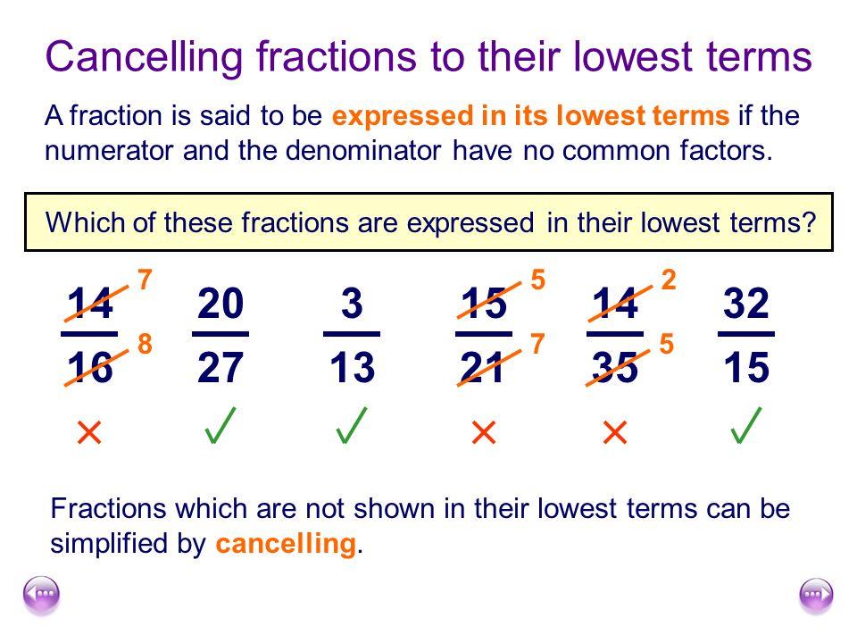 Mathematics Fractions Re-cap1. - ppt video online download