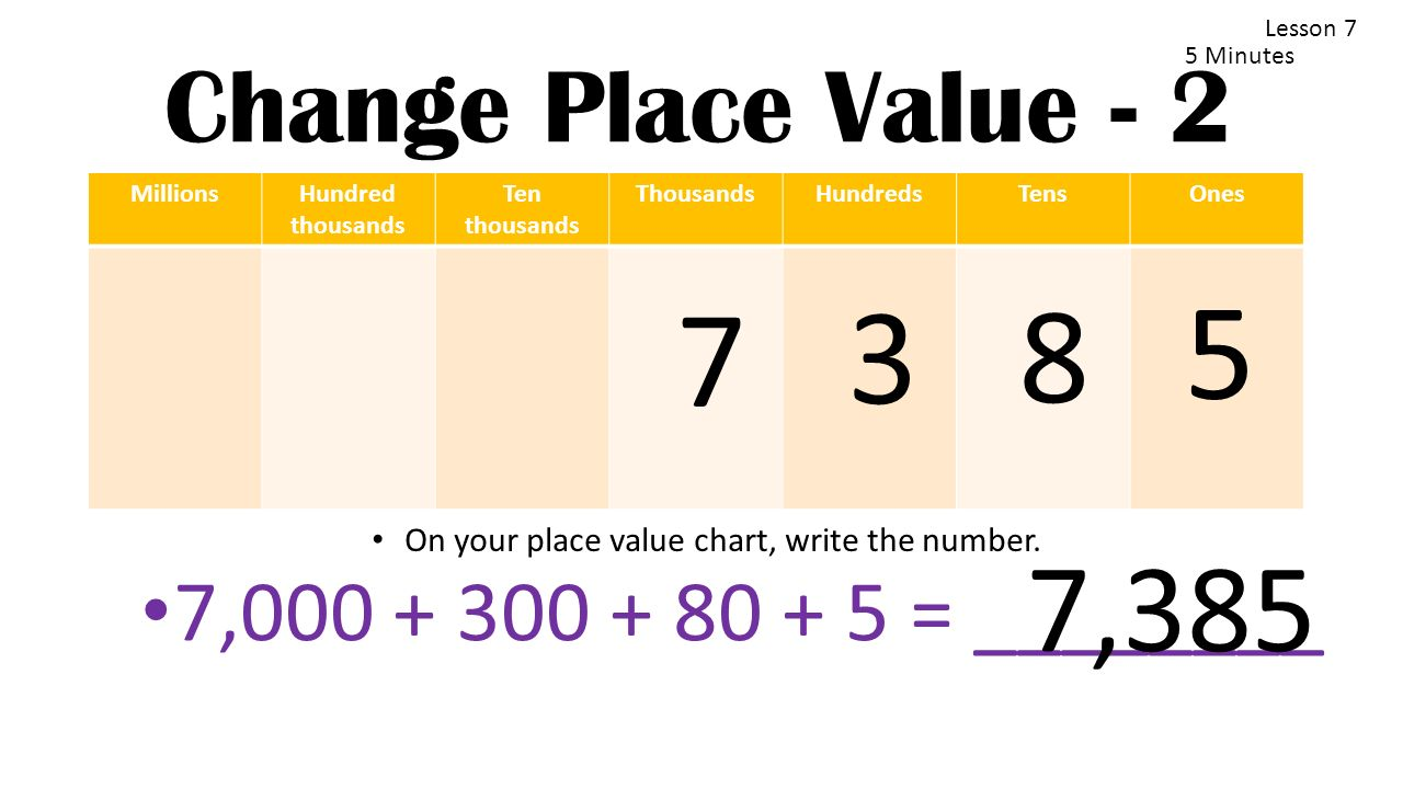 Topic c rounding multi digit whole numbers 4nbt3 ppt video on your place value chart write the number nvjuhfo Image collections